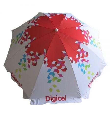 aluminum beach umbrella 4
