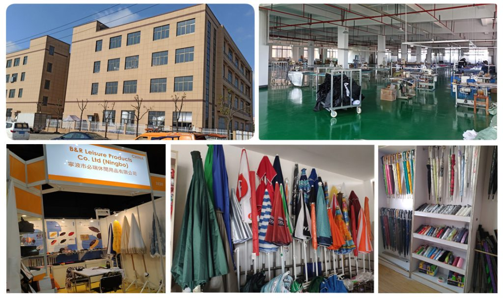 China best branded umbrella factory