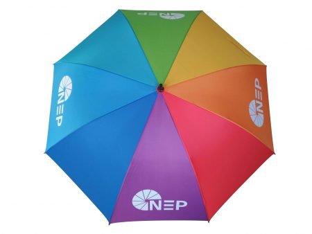 rainbow golf umbrella 7 scaled