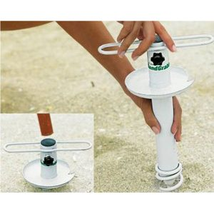 Sand Grabber Beach Umbrella Anchor