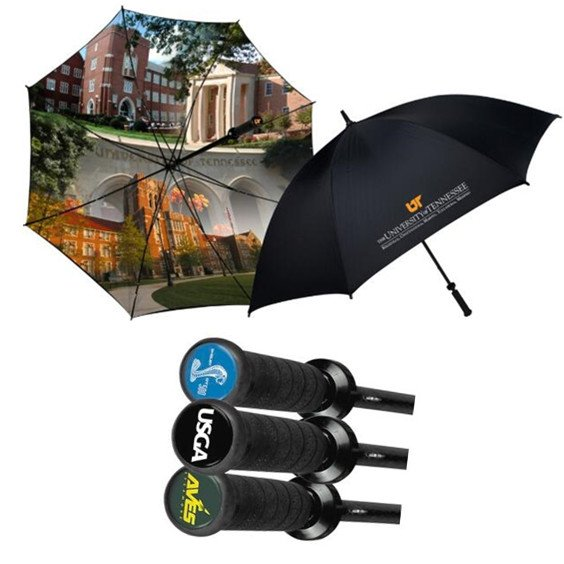 personalized umbrella with logo