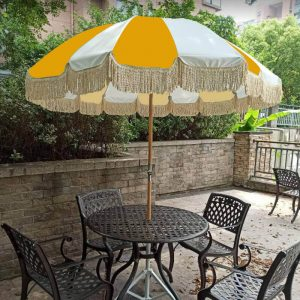 luxury patio outdoor sun umbrella