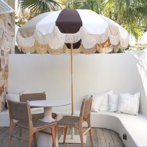 vintage patio umbrella