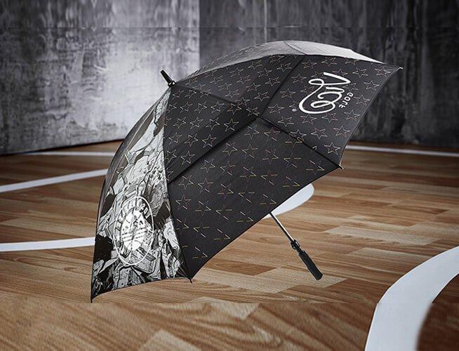 best golf umbrella for wind