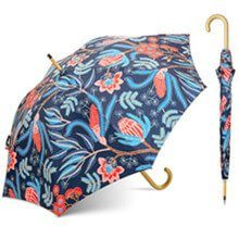 custom RPET umbrella with all over print