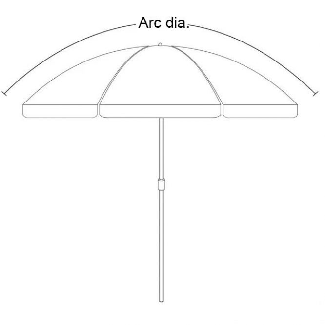 beach-umbrella-sizes