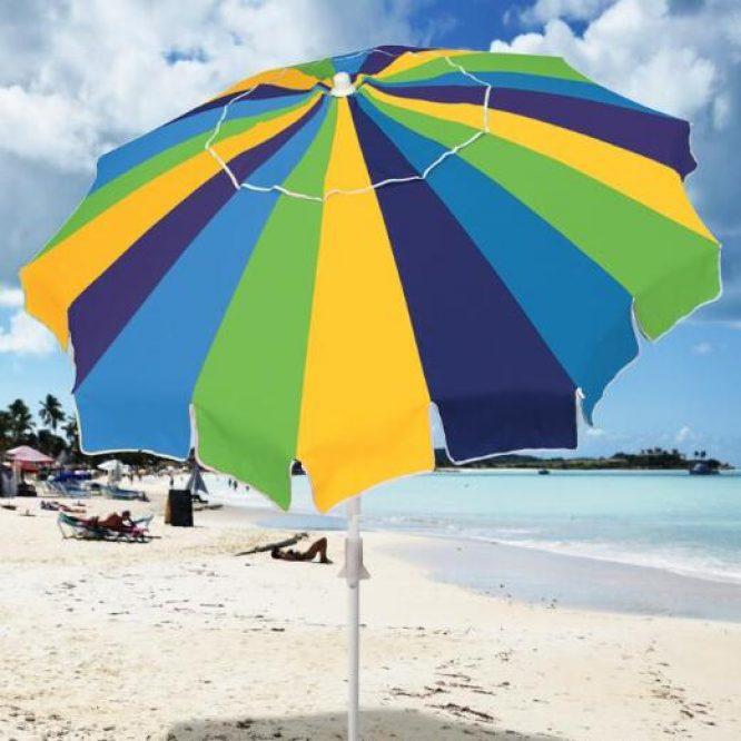 rainbow-beach-umbrella