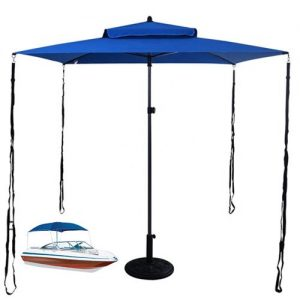 beach shade shelter for boat